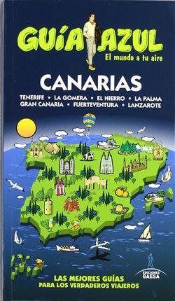 CANARIAS -GUÍA AZUL