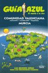 COMUNIDAD VALENCIANA Y MURCIA -GUÍA AZUL