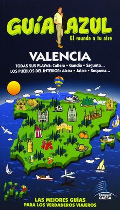 VALENCIA -GUIA AZUL