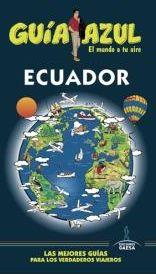 ECUADOR -GUIA AZUL