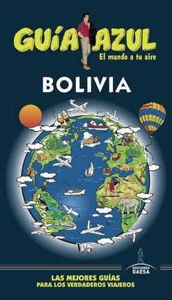 BOLIVIA -GUIA AZUL