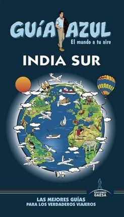 INDIA SUR -GUIA AZUL
