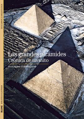 BIBLIOTECA ILUSTRADA. GRANDES PIRÁMIDES