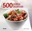 500 PLATOS ASIATICOS