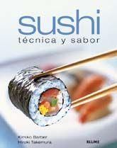 SUSHI. TECNICA Y SABOR