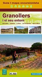 GRANOLLERS I EL SEU ENTORN 1:20.000 -ALPINA