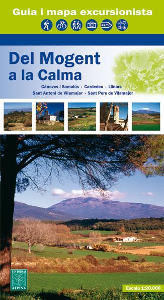 DEL MOGENT A LA CALMA 1:20.000 -ALPINA