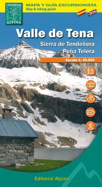 VALLE DE TENA 1:40.000 [CAS-ENG] -ALPINA