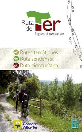 GUIA RUTA DEL TER (+ 5 MAPES 1:75.000) -ALPINA