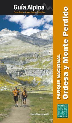 ORDESA Y MONTE PERDIDO, PARQUE NACIONAL  -GUIA ALPINA