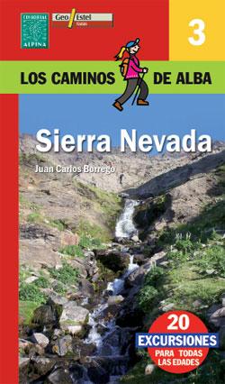 3. SIERRA NEVADA -LOS CAMINOS DE ALBA -ALPINA