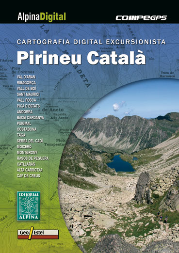PIRINEU CATALA [DVD] -ALPINA DIGITAL COMPE GPS