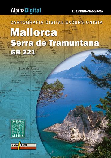 MALLORCA SERRA DE TRAMUNTANA [DVD] -ALPINA DIGITAL COMPE GPS