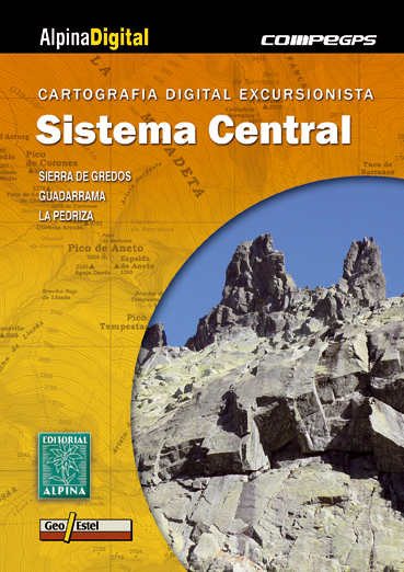 SISTEMA CENTRAL [DVD] -ALPINA DIGITAL COMPE GPS
