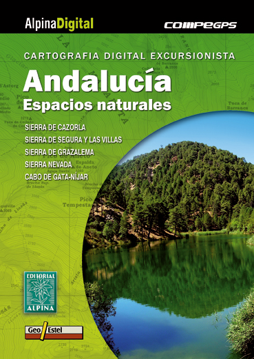 ANDALUCIA. ESPACIOS NATURALES [DVD] -ALPINA DIGITAL COMPE GPS