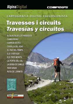 TRAVESSES I CIRCUITS [DVD] -ALPINA DIGITAL COMPE GPS
