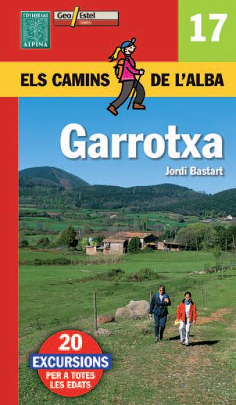 17. GARROTXA -ELS CAMINS DE L'ALBA -ALPINA