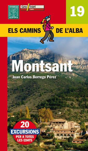 19. MONTSANT -ELS CAMINS DE L'ALBA -ALPINA
