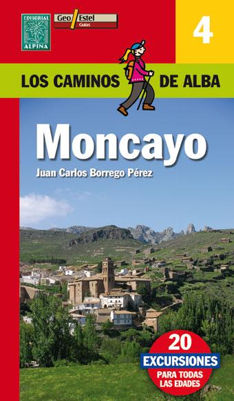 MONCAYO -LOS CAMINOS DE ALBA -ALPINA