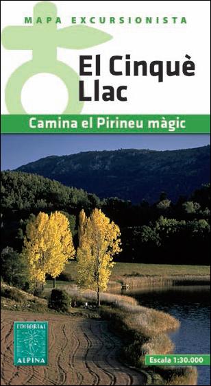 CINQUE LLAC 1:30.000, EL -ALPINA