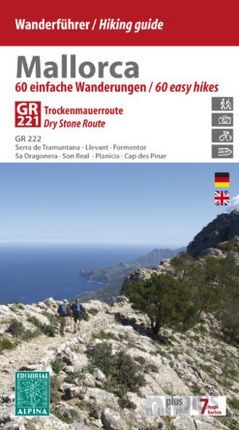 MALLORCA [ENG-DEU] [7 MAPS 1:50.000 INCLUDED] -ALPINA