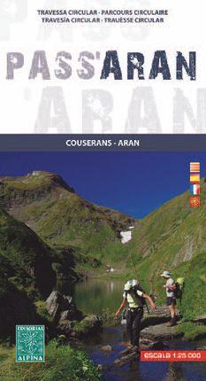 PASS'ARAN 1:25.000 -ALPINA