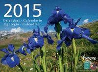 2015 PYRENE -CALENDARI ALPINA