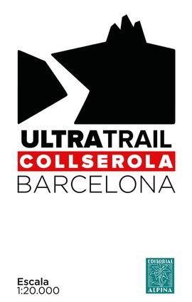 ULTRATRAIL COLLSEROLA 1:20.000 -ALPINA