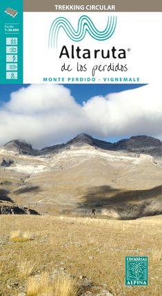ALTA RUTA DE LOS PERDIDOS 1:30.000 -ALPINA