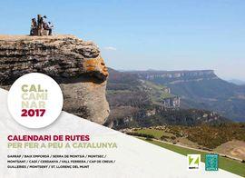 2017 CAL CAMINAR CALENDARI DE RUTES -ALPINA