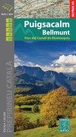 PUIGSACALM BELLMUNT 1:25.000 -ALPINA