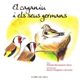CAGANIU I ELS SEUS GERMANS, EL -FLOR DE NEU -ALPINA