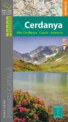 CERDANYA 1:50.000 [CAT-CAS-FRA] -ALPINA