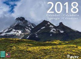 2018 PYRENE CALENDARI -ALPINA