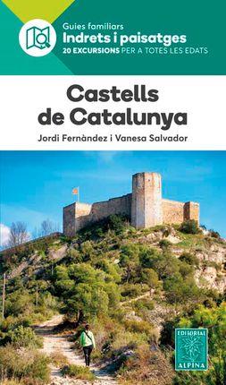 CASTELLS DE CATALUNYA -INDRETS I PAISATGES -ALPINA