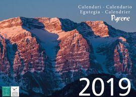 2019 PYRENE CALENDARI -ALPINA