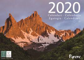 2020 PYRENE CALENDARI -ALPINA [CAT-CAS-EUS-FRA]