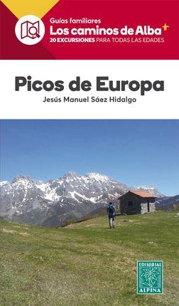 PICOS DE EUROPA -LOS CAMINOS DEL ALBA -ALPINA