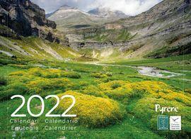 2022 PYRENE CALENDARI -ALPINA
