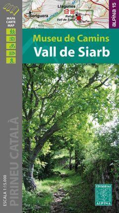 VALL DE SIARB 1:15,000 -ALPINA