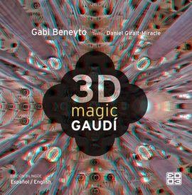 3D MAGIC GAUDI [CAS-ENG]