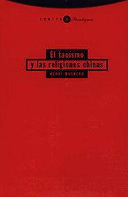 TAOISMO Y LAS RELIGIONES CHINAS, EL