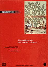 VOL.III HISTORIA GENERAL DE AMERICA LATINA