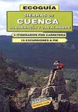 SIERRAS DE CUENCA -ECOGUIA. ALBARRACIN Y JAVALAMBRE