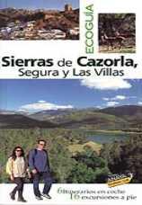SIERRAS DE CAZORLA SEGURA Y LAS VILLAS- ECOGUIA