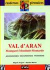 VAL D'ARAN [CAS] 1:50.000 -CUADERNOS PIRENAICOS SUA