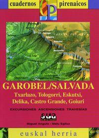 GAROBEL/SALVADA [CAS] 1:25.000 - 1:50.000 -CUADERNOS PIRENAICOS -EUSKAL HERRIA -SUA