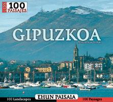 GIPUZKOA [EUS-CAS-FRA-ANG] -100 PAISAJES -SUA