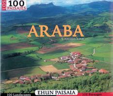 ARABA [EUS-CAS-FRA-ANG] -100 PAISAJES -SUA