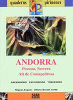 ANDORRA [CAT] 1:25.000 - 1:50.000 -QUADERNS PIRINENCS